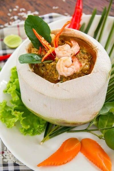 สวนหอมข้าวรำ (Suan Hom Kao Ram)