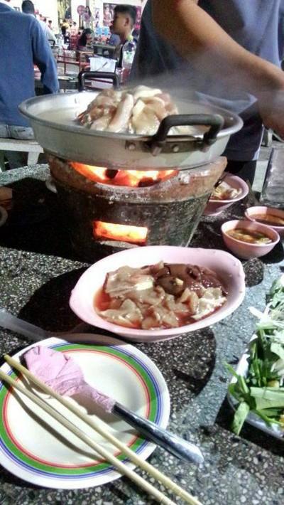 นำโชคเนื้อย่างเกาหลี