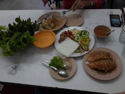 ลาโรส อาหารเวียดนาม ถนนยมราช