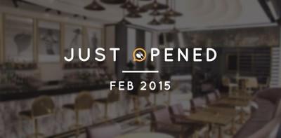 """""""Just Opened!"""" แนะนำร้านใหม่ประจำเดือนกุมภาพันธ์ 2558"""