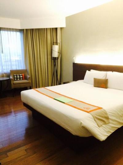 โรงแรมเซ็นทาราและคอนเวนชันเซ็นเตอร์อุดรธานี (Centara Hotel & Convention Center Udon Thani)