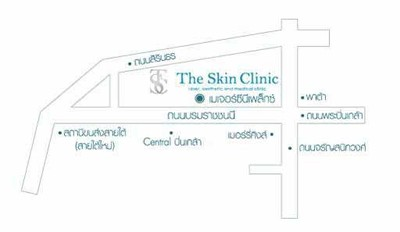 The Skin Clinic (เดอะ สกิน คลินิก) เมเจอร์ปิ่นเกล้า