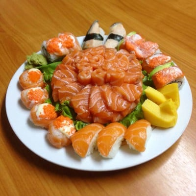Mr.Salmon