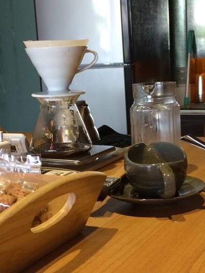 Caffè Crema (คาฟเฟ่ ครีม่า)