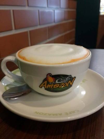 Cafe Amazon บิ๊กซี แม่กลอง