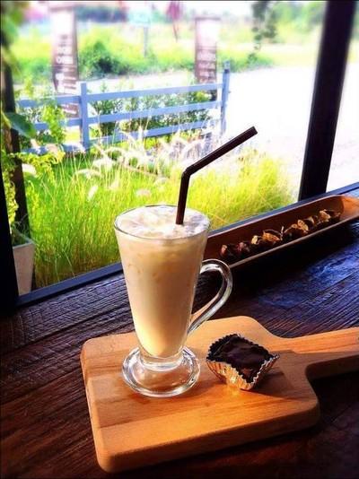 ร้านกอด กาแฟอินดี้ the Espresso Bar ท่าข้าม พระราม 2