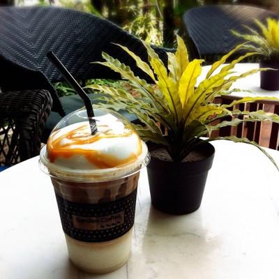 Garden Coffee By Ta-Ku-Ya