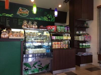 Cafe Amazon เกษตร-นวมินทร์ เสาที่ 93