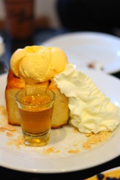 Oh Lah La Honey Toast (150 บาท)