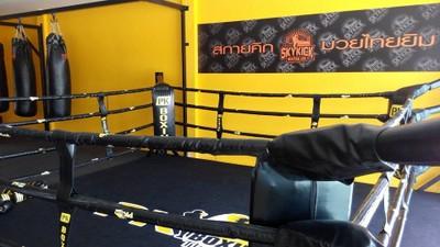 สกายคิกมวยไทยยิม (Skykick Muay Thai Gym) เชียงใหม่