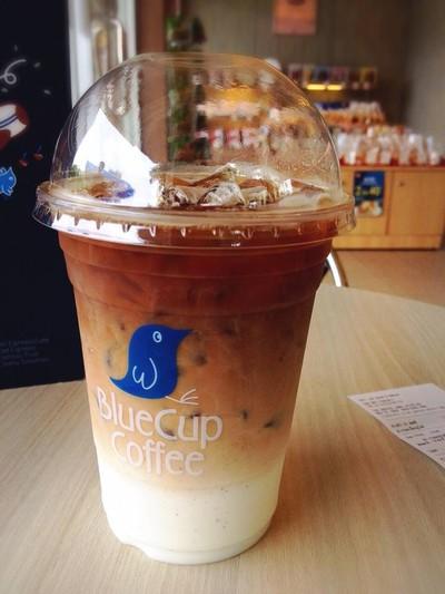 S&P Blue Cup ปั๊มปตท. ถนนราชพฤกษ์ (ขาเข้า)