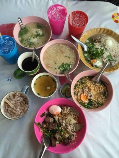 ข้าวต้มหมูภูเก็ต (Khao Tom Moo Phuket)