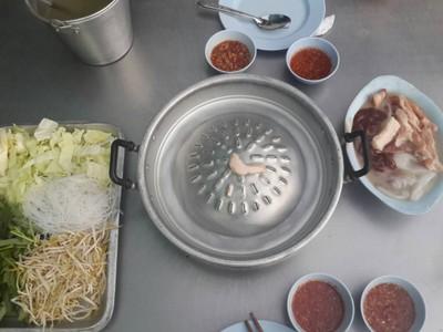 หมื่นทิพย์เนื้อย่างเกาหลี