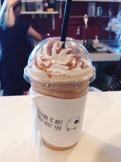 El Mello - Caffeine is not gonna hurt you Lake Rachada tower