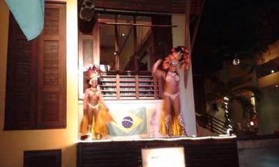 Zico's Brazilian Restaurant and Bar (ซิโก้บราซิลเลี่ยนกริลล์แอนด์บาร์) เซ็นทาราแกรนด์บีชรีสอร์ท สมุย