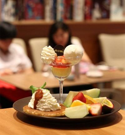 MORI Dessert Bar ดิ เอ็มโพเรียม