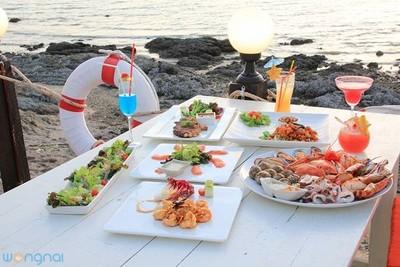 Bali Hai Sunset Restaurant Pattaya