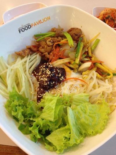 ร้านอาหารเกาหลีฟู๊ดเซ็นเตอร์เซ็นทรัลแอร์พอร์ต เซ็นทรัลพลาซา เชียงใหม่ แอร์พอร์ต