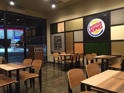 Burger King (เบอร์เกอร์คิง) เรส แอเรีย ประชาชื่น