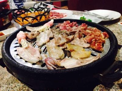 มาชิตะ korean restaurant