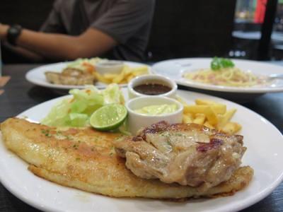 SANTA FE' Steak House เซ็นทรัล บางนา