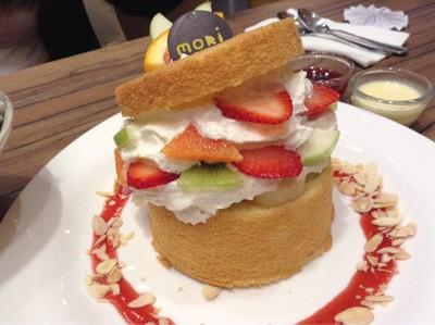 MORI Dessert Bar (โมริดิสเสิร์ทบาร์) Mercury Ville
