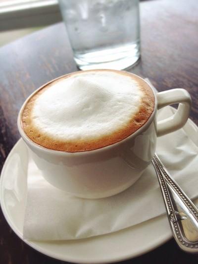 Espresso Macchiato (฿45)