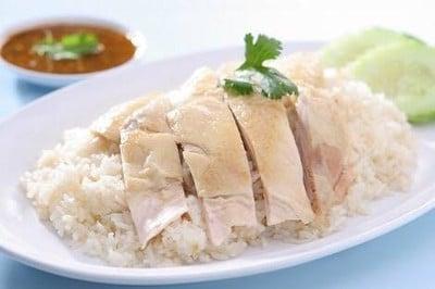 มิดไนท์ไก่ตอน (Midnight Chicken Rice) ดอนเมือง