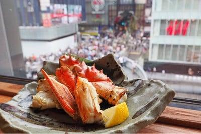 Kanidoraku Dotonbori Osaka