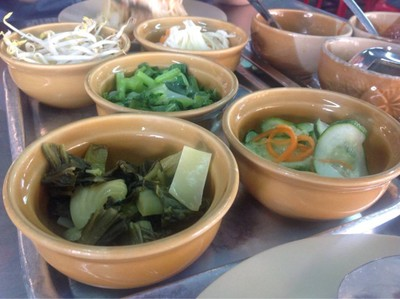 ขนมจีนเส้นสด (Fresh Thai Noodle)