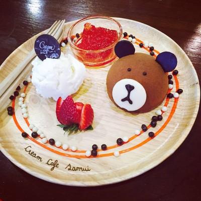 Cream Cafe Samui (ครีมคาเฟ่สมุย) เกาะสมุย