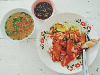 ฮะเฮียงข้าวหมูสตู (ซอยเสรีไทย 7, บางกะปิ, กรุงเทพ)