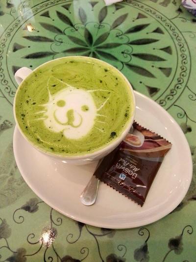 ชาเขียวก็ดี ฟินเว่อร์