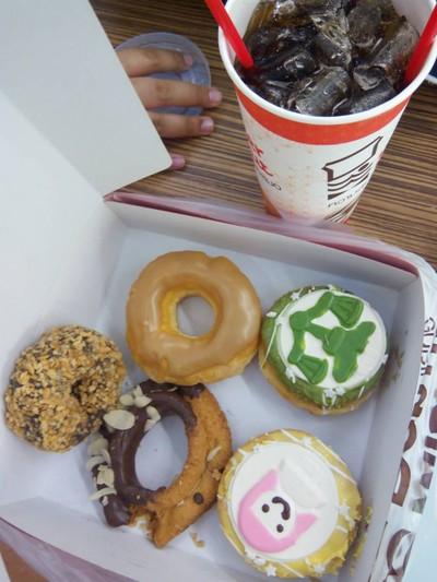 Mister Donut โลตัส ชัยภูมิ