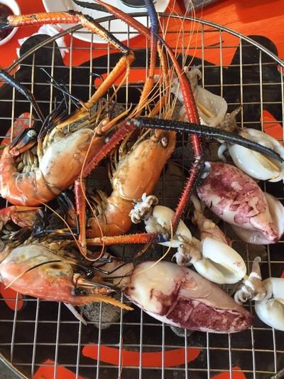 Sea U buffet seefood