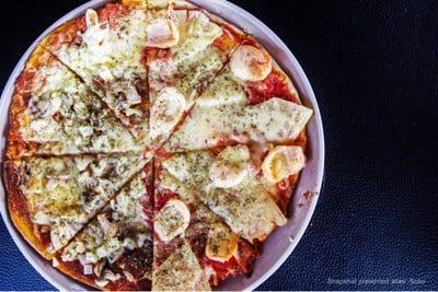 พิซซ่าต้นไม้ (Lake Side Pizza)
