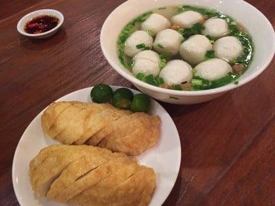 Li Xin Teochew Fishball Restaurant Ion Orchard Road