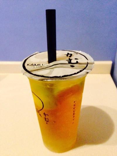 Kamu Tea Kafe ชั้น G อาคารอินเตอร์เชนจ 21