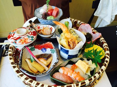 Hinata Japanese Restaurant (ฮินาตะ) Central Embassy