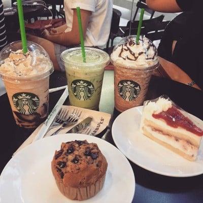 Starbucks (สตาร์บัคส์) สยามพารากอน