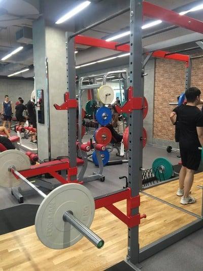Fitness  Platinum  AIA capital Center