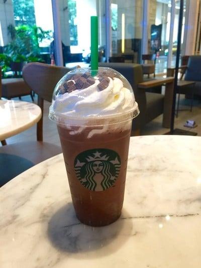 Starbucks (สตาร์บัคส์) Athenee Tower