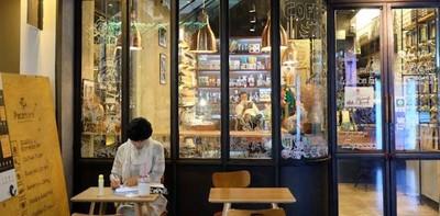 """Pacamara ร้านกาแฟคุณภาพไซส์มินิกับคอนเซปต์ """"ร้านเล็กเมล็ดโต"""""""