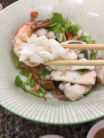 ข้าวต้มปลา (กิมโป้) ถนนจันทน์