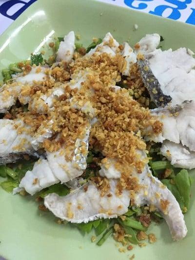 ข้าวต้มเจ๊แมว หัวหิน (khao tom ja meaw) หัวหิน