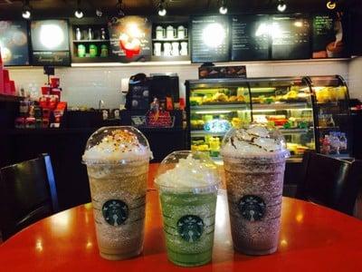 Starbucks (สตาร์บัคส์) มณเฑียรพลาซ่า
