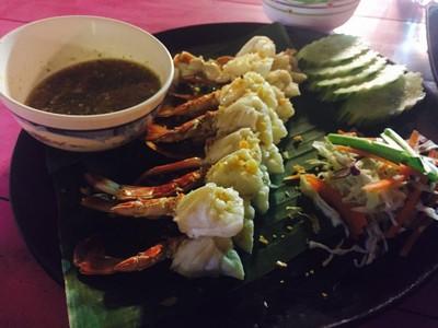 Dam Seafoods สาขาบ้านเพ