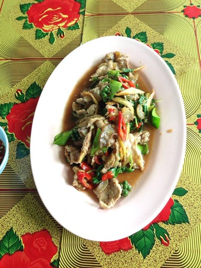 ร้านอาหารปากน้ำกุ้งเผา (PAK NAM KUNG PHAO RESTAURANT)