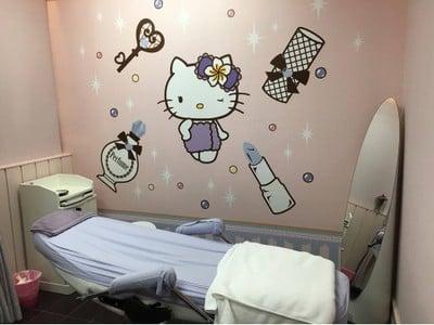 Hello Kitty House Spa (เฮลโหลคิตตี้เฮ้าส์ สปา) สยาม