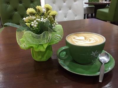 Fang Coffee เซนทรัลแอร์พอร์ตพลาซ่า
